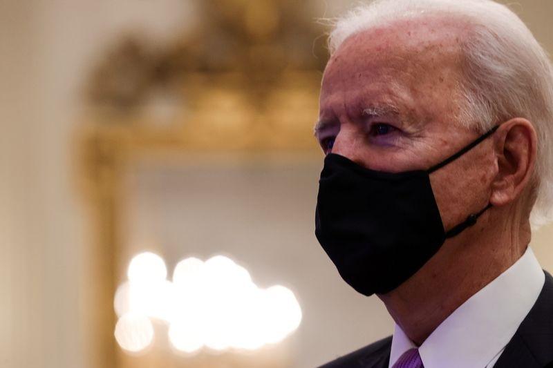 Tổng thống Mỹ Biden phản ứng ngạc nhiên với kết quả bầu cử quan trọng của Đức