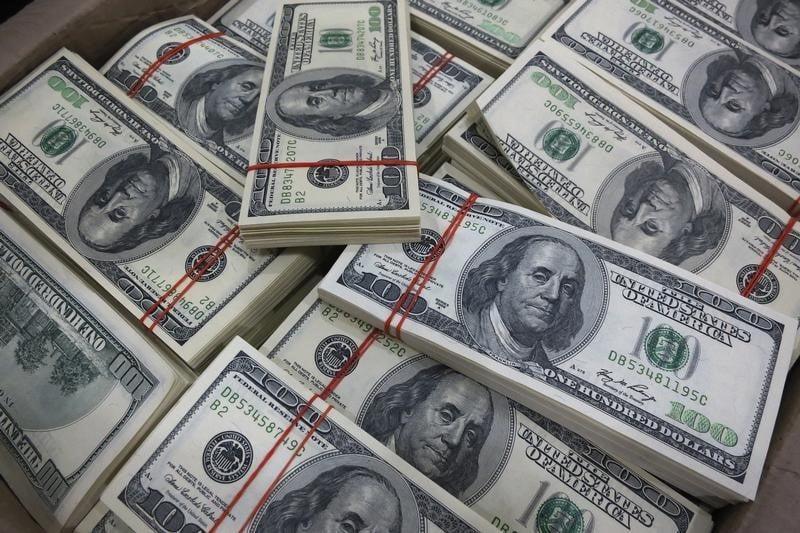 Đồng USD tăng cao hơn, được hỗ trợ từ tâm lý e ngại rủi ro