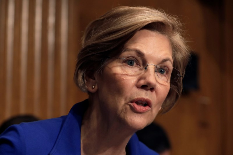 Thượng nghị sĩ Warren nói rằng bà sẽ phản đối việc tái bổ nhiệm ông Powell