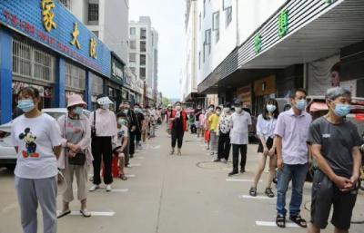 Biến chủng Delta đẩy nhiều doanh nghiệp Trung Quốc vào cảnh túng quẫn