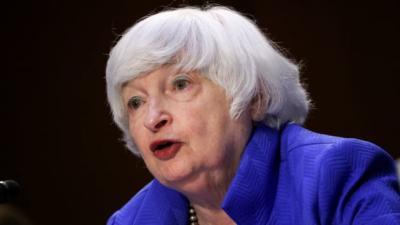Bộ trưởng Tài chính Mỹ: Nếu không nâng trần nợ trước ngày 18/10, nước Mỹ sẽ rơi vào khủng hoảng tài chính