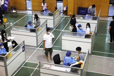 Trung Quốc đã tiêm chủng cho hơn 1 tỷ người