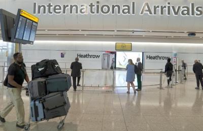 Vương quốc Anh mất vị trí dẫn đầu thế giới trong ngành du lịch