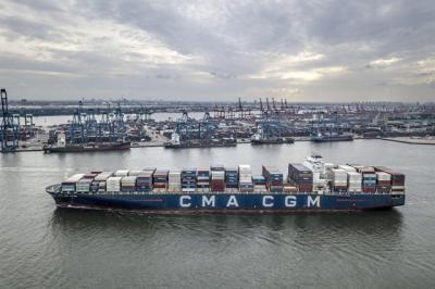 Hãng tàu container lớn thứ ba thế giới sẽ ngừng tăng giá cước trong 5 tháng tới