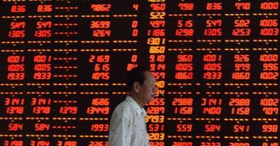 Trung Quốc: Thanh khoản trên thị trường chứng khoán tăng đột biến vì hạn chế về kênh đầu tư