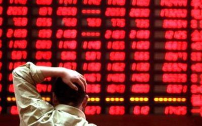 Chứng khoán Hồng Kông đỏ lửa, Hang Seng sụt gần 1,000 điểm, Evergrande rớt 17%