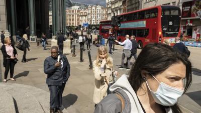 CPI tại Anh tăng 3.2%, mạnh nhất kể từ năm 1997