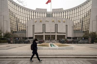 NHTW Trung Quốc bơm thanh khoản trong 5 ngày liên tiếp
