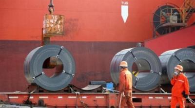 Sản lượng thép Trung Quốc giảm 3 tháng liên tiếp
