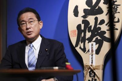 Ông Kishida trở thành thủ tướng thứ 100 của Nhật Bản