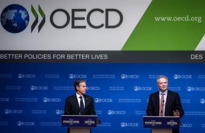 136 quốc gia đạt thỏa thuận lịch sử về thuế tối thiếu toàn cầu
