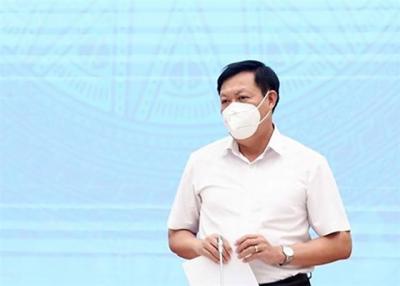 Thứ trưởng Bộ Y tế thông tin về giá kit xét nghiệm