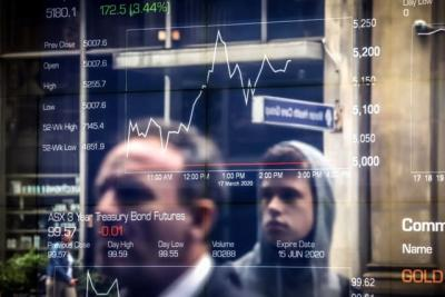 Chứng khoán châu Á bật tăng vào đầu phiên, Nikkei 225 tăng hơn 550 điểm